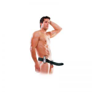 fetish-fantasy-arnes-vibrador-hueco-19-cm-negro