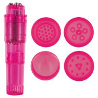MULTI STIMULATOR PINK PLEASY
